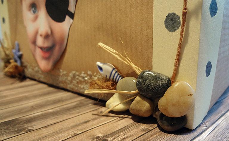 Sand, Steine, Schillf